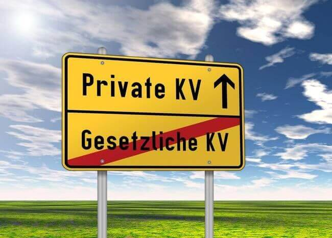 versicherungspflicht grenze gkv pkv
