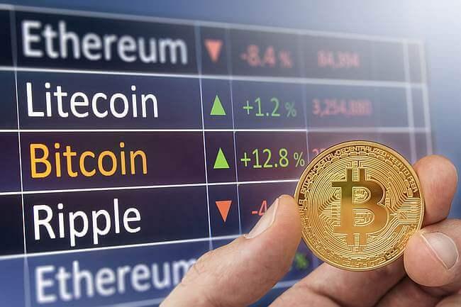 boerse für Kryptowährungen bzw. Coins