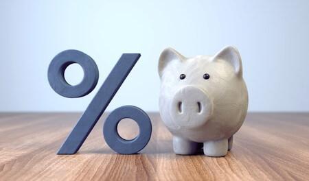 Ratensparen mit Zinsen