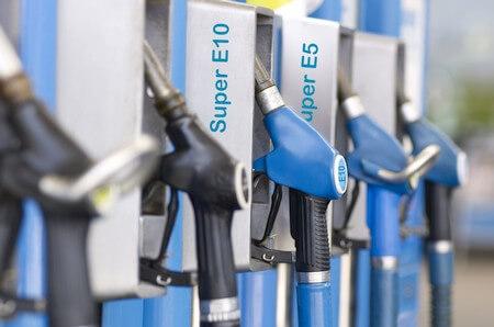 Aktuelle Benzinpreise und Dieselpreise in Deutschland