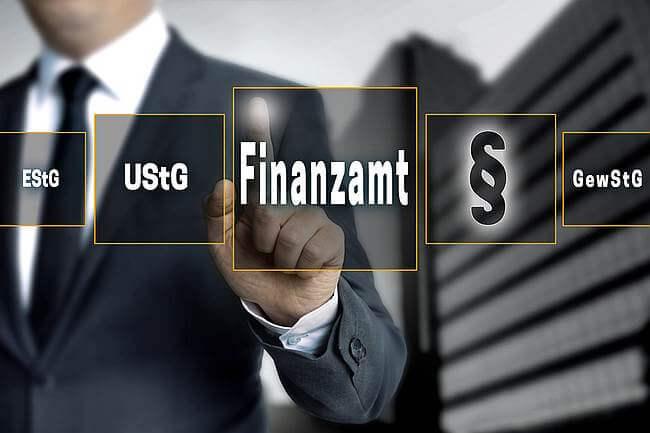 steuern finanzamt
